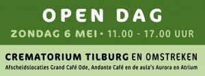 open dag Crematorium Tilburg
